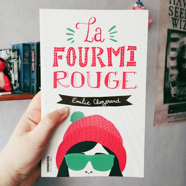 La Fourmi Rouge